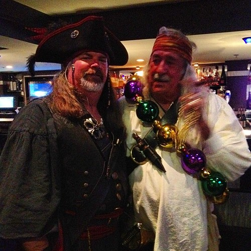 Captain Smartass and Captain Ron