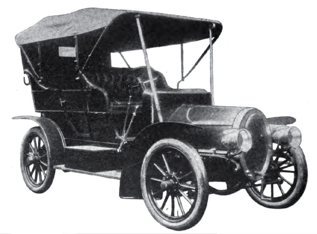 1906 Ariel Touring