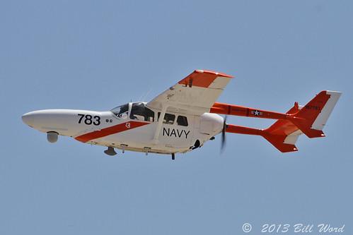 Cessna O-2A Pelican USN 167783 CIRPAS b