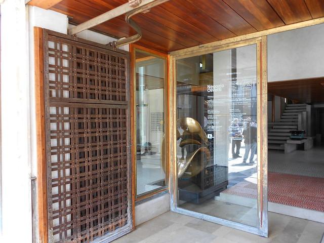 ingresso negozio Olivetti - Carlo Scarpa - Venezia
