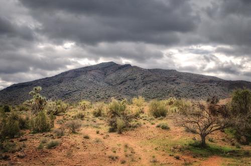 arizona history desert hdrphoto mccrakenmine