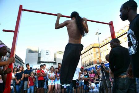 Street Workout Leganés