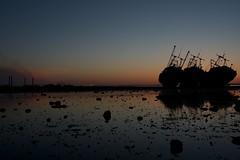 Sunset & Boats (SOOC) 007