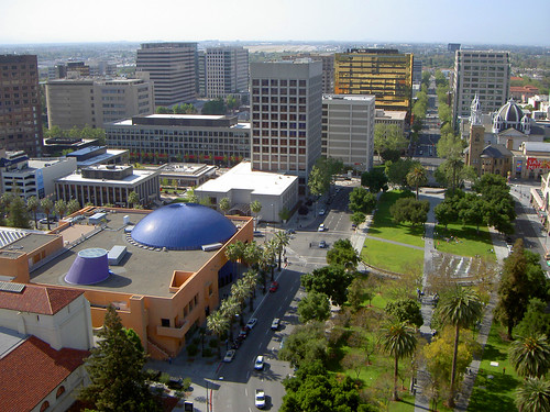 San Jose, CA (by: GK tramrunner229, creative commons)