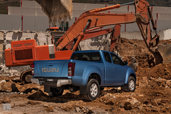 ISUZU KB 2013 dna photographers Cape Town