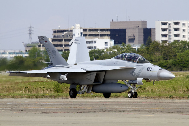 NAVY F-18F