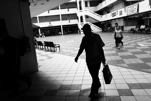 Silhouette, Rochor Centre 2013