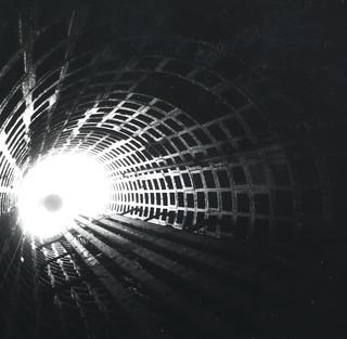 A Metro shaft in Gateshead
