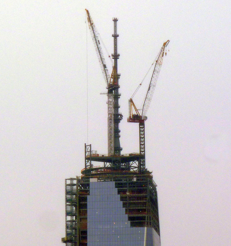 WTC1 Not Yet Topped