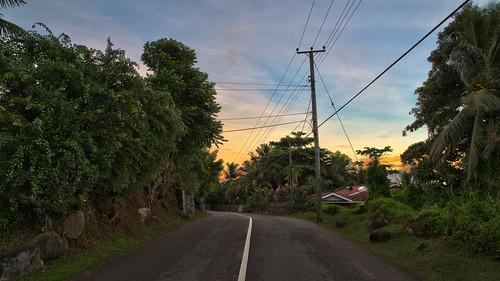 street travel sunrise island seychelles hdr mahe