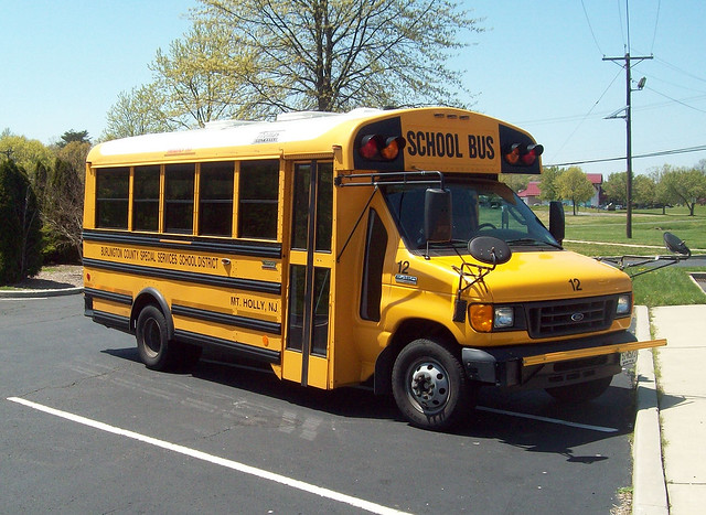 Thomas Built Buses >> Thomas Minotour Front | Flickr - Photo Sharing!
