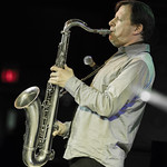 Chris Potter Quartet at Musicians Institute, Thursday, February 28, 2013. Photos reproduced by Bob Barry's kind permission.