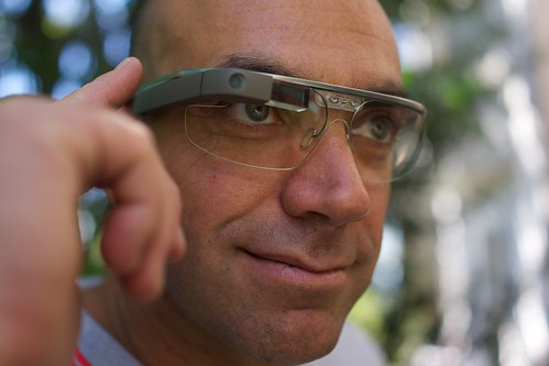 Google Glass App Reinvents Ballpark Experience