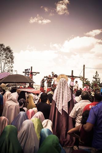 Vía Crucis en Chazumba (57)