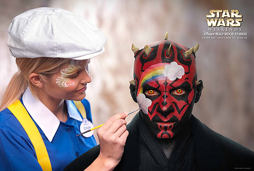 Star Wars Weekend 2013:  Darth-Maul