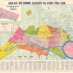 1975 Saigon Map