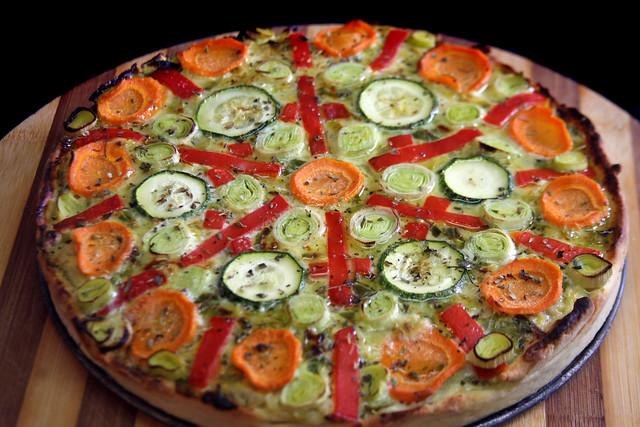 Tarta Mandala de Vegetales (51)