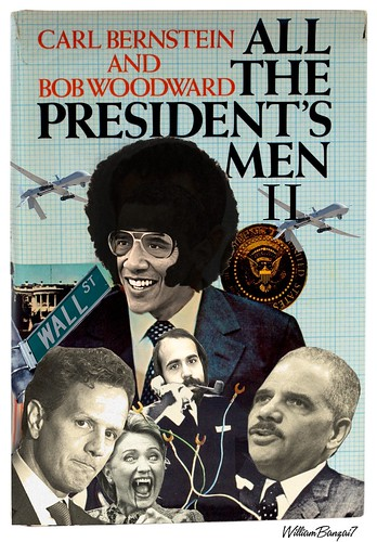ALL THE PRESIDENTS MEN II by WilliamBanzai7/Colonel Flick