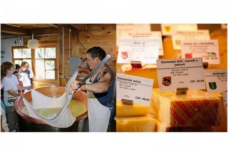 Alchymie zvaná sýr