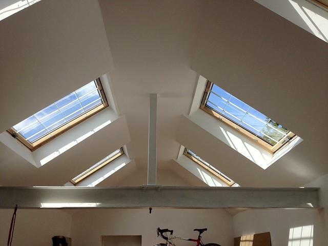 Electric rooflight windows. Worth it? Any alternatives to ...