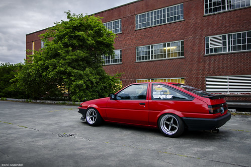Lucas' Corolla on Work Equip 01s by Travis Cuykendall