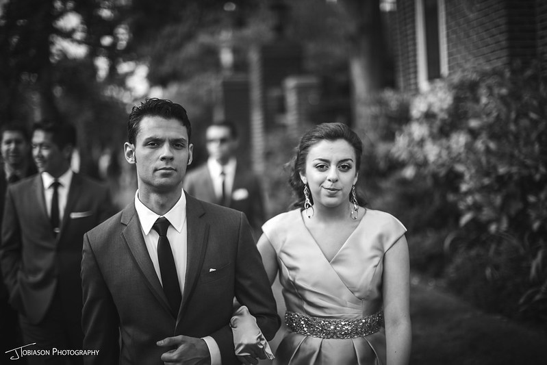 Brother Sister Venezuela wedding