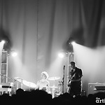 Queens of the Stone Age // Brooklyn Masonic Temple photographed by Chad Kamenshine