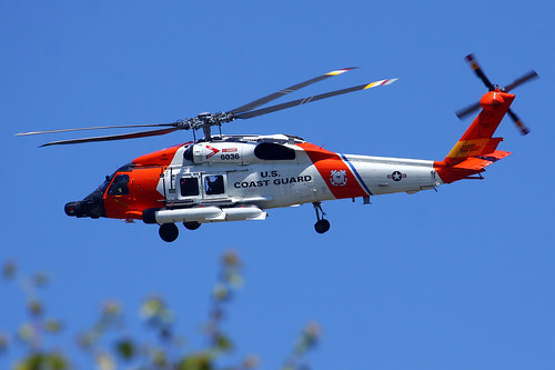 Coast Guard Chase