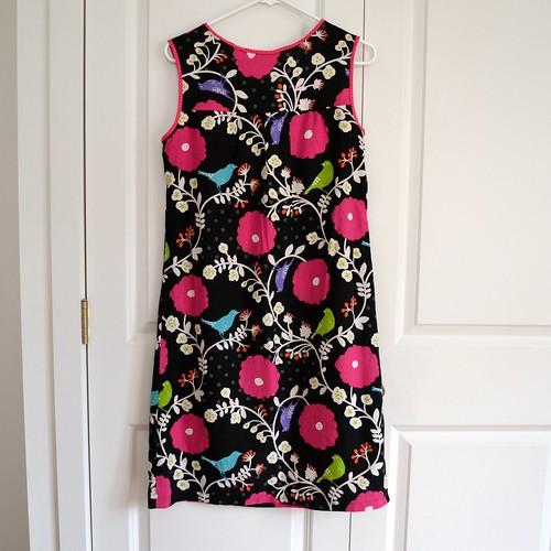 Echino Ruby Dress