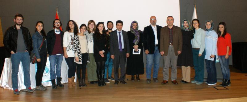 İlerleme, Kalkınma ve Etik Değerler Konferansı gerçekleştirildi.
