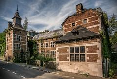 Abandoned Chateau Cheratte