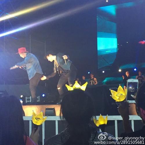 G-Dragon, Seung Ri & Tae Yang - V.I.P GATHERING in Harbin - super_giyongchy - 04