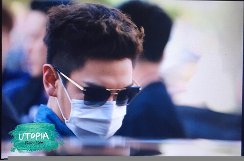 Big Bang - Gimpo Airport - 20may2015 - TOP - Utopia - 03