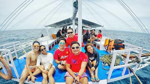 Kudos guys! Job well done... for that, lets head on and get more dose of #VitaminSea          #Birthday #Celebration #BirthdayNiXavee #IslandHop #SouthSandBar #SandBar #Tubigon #Bohol #Philippines #GoPro #GoProPH #GoPro_Moment #GoProEverything