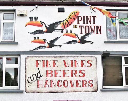 drumlish funny pub