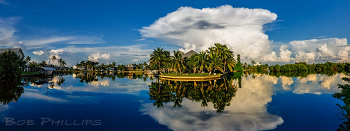 bokeelia florida pineisland charlotteharbor chillax clouds dock gulfofmexico jugcreek palmtrees pier pineislandsound reflection southwestflorida sunset