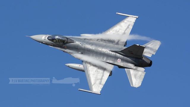 15110 General Dynamics FAP F-16AM