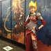 Chandra at Magic: The Gathering PAX East booth by Britt Doran
