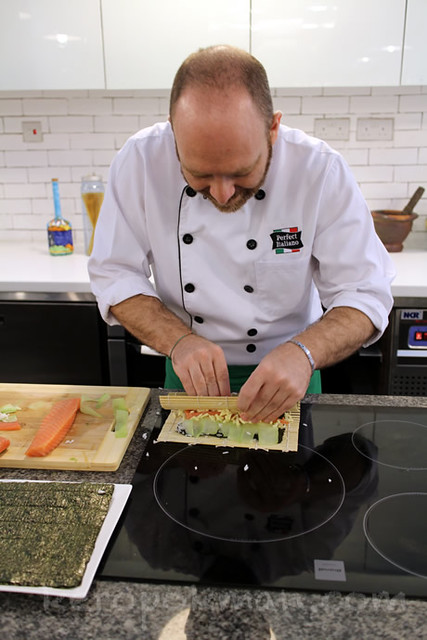 Perfect Italiano Masterclass by Chef Lino Sauro