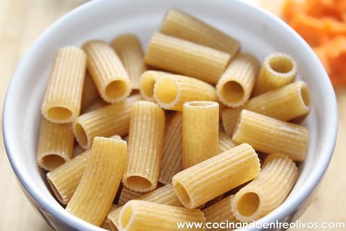 Macarrones a la genovesa Prodieta www.cocinandoentreolivos (2)
