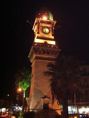 Tour de l'horloge - حلب برج الساعة -باب افرج