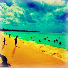 At #bayahibe #beach in the #domincanrepublic