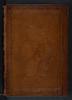 Binding of Diogenes Laertius: Vitae et sententiae philosophorum