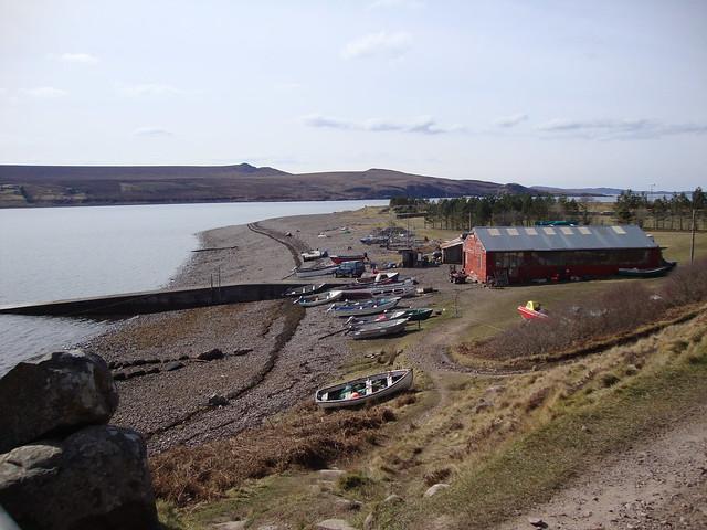 Scoraig jetty