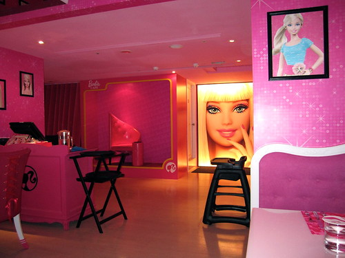 Barbie Cafe, Taipei_7