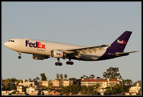 A306 - Airbus A300F4-605R