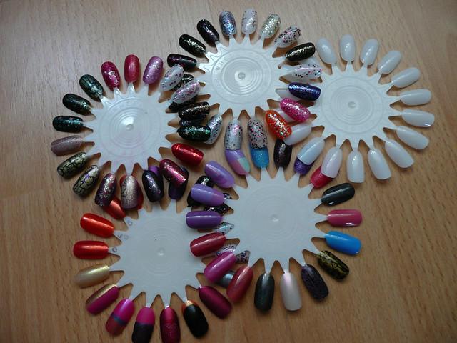 nail wheels