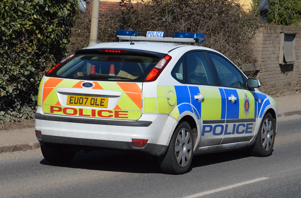 Essex Police | Ford Focus | Incident Response Vehicle | R428 | SR35 | EU07 OLE