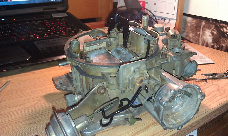 My '89 Caprice Wagon Project 8623938096_f85325fc17_c