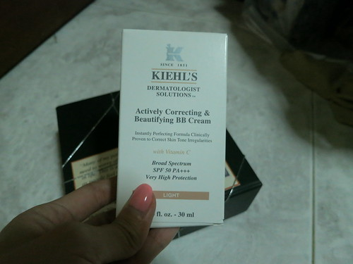 Singapore Lifestyle Blog, Singapore Beauty Blog, beauty reviews, Singapore beauty blogger, nadnut, Kiehl's, Kiehl's BB cream, Kiehl's event, Kiehl's BB cream review, Kiehl's price drop, Kiehl's Powerful Wrinkles and Pore Reducing Cream, Kiehl's Powerful Wrinkle Reducing Eye Cream